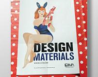 Design Materials' Poster