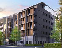 UPB housing, SG