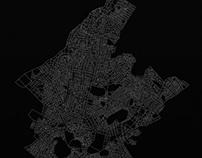 Greek cities simple maps