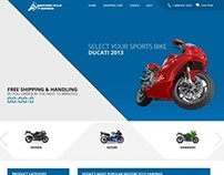 Motor Bike web site