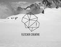 Fletcher Creative Logo and Brand