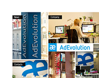 AdEvolution website