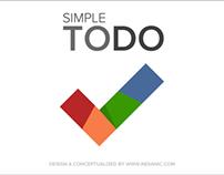Simple To Do App - Stay Organized & Stress-free