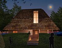 Rehabilitation of traditional house