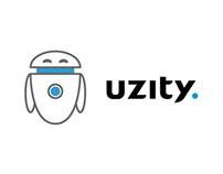 Uzity animation video