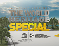 National Geographic Channel World Heritage Special