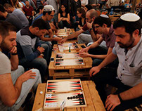 Backgammon Unites Israelis and Palestinians