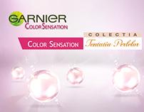 Garnier Pearl Temptation facebook tab