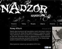 Nadzor Website