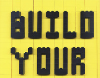 Build you way book cover