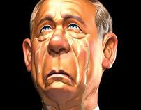 Boehner Portrait