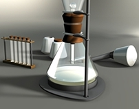 LAB(O) Coffee Set