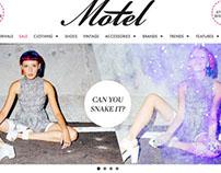 Motelrocks.com Re-Design