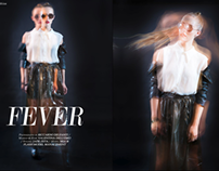 FEVER for MOD MAGAZINE, Volume 2, Issue 4 - Fall 2013