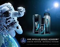 AXE Apollo Promo