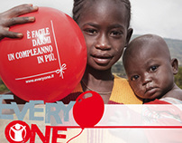 Everyone Campaign Save the Children Italy