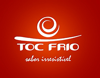 Toc Frio Sorvetes Website Redesign