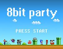 8 bit party