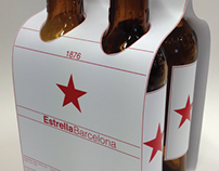 Swiss Packaging - Estrella Beer