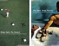 Fly Earn Shop