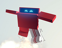Fly My Robot, Fly !