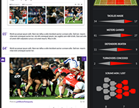 LIVEPLAYER, BT Sport, Rugby dashboard