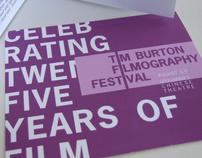 Tim Burton Filmography Festival