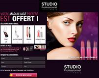 Studio Professionnel Paris