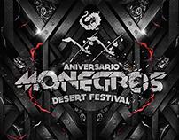 Monegros Festival 20 B-day