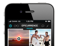Epicurrence iPhone App