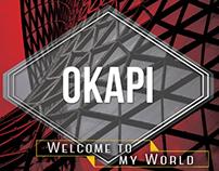 Okapi Brochure Mockup