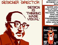 Saul Bass Infographs