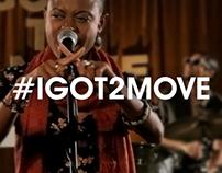 GRAN'MAH #iGOT2MOVE