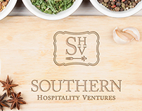 Southern Hospitality Ventures Branding