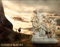 Statue of Bravure