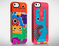 iPhone Case Monsterz