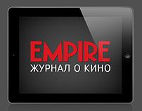 EMPIRE Russia iPad App