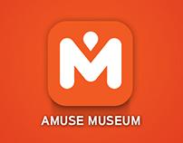 AMUSE MUSEUM (Concept UI/UX)