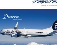 Advertising - Alaska Airlines