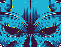 Skull (Design On Sale)