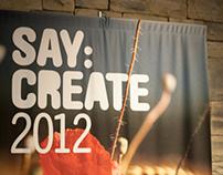 Say Create 2012