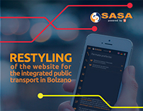 Restyling of html5.sasabus.org