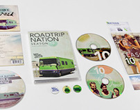 Roadtrip Nation Season 10 DVD & New Business Cards