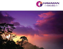 Advertising - Hawaiian Airlines