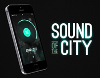 Sound of the City Mobile App