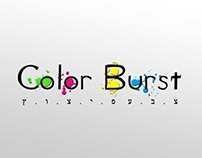Color Burst logo 2011