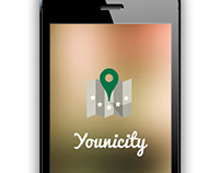 """""""Younicity"""" - A gaming travel app"""