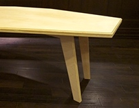 Octangular Table