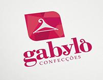Logo - Gabylô Confecções