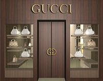Proposta de Loja Gucci em Curitiba